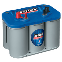Optima 12V 55AH 750CCA D34M Marine AGM Start Battery