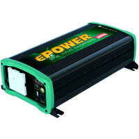 ePower Inverter 1000W 12V with Remote EN1110S