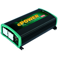 ePower Inverter 2000W12V with Remote EN1120S