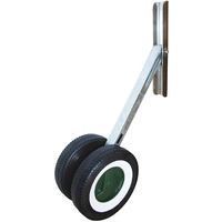 Boat Wheeleze Dinghy Mover Dual Wheel (Pair)