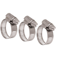Hose Clamp SS 13 - 25mm