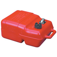 Fuel Tank 25L Sceptor w Guage Ethanol Safe AS2906