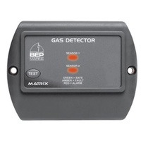Gas Detector with Single Sensor 10-3V