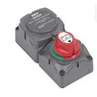 Battery Switch 4 Pos Mini & VSR