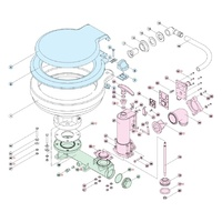 Service Kit Suits - TMC Manual Toilet