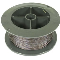 Downrigger Wire Cable - 45 Metre Roll Cannon