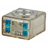 MRBF 60A Battery Terminal Fuse - Marine Rated - 60A