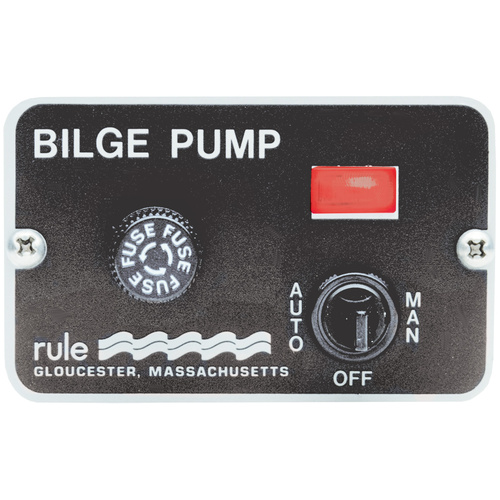 Pump Control Switch Rule 3 Way 12V Only RWB23