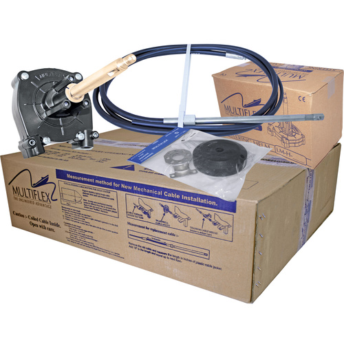 Multiflex Boat Cable Steering Kit 14Ft 4.27m (Boxed Kit)
